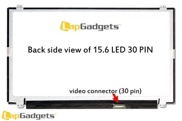 "Dell original Laptop Screen 15.6"" 30 pin WXGAHD LCD LED Widescreen HRN6M"
