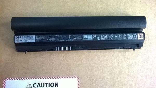 Dell Original Latitude E6230 / E6330 / E6320 / E6220 / E6430s 6-cell Laptop Battery 65Wh – RFJMW