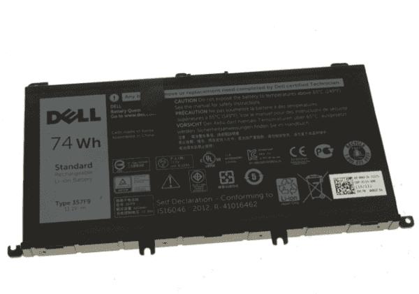 Dell Inspiron 15 7559, Inspiron I7559 11.4v 74wh Battery 071JF4 71JF4