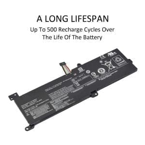 Replacement Laptop Battery for Lenovo L16L2PB3 (7.6V 35Wh 4610mAh) IdeaPad 320 320-14IAP 320-14AST 320-15IAP 320-15AST 320-15ABR 320-15ABR Touch Xiaoxin 5000 Series L16L2PB1 L16L2PB2