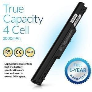 HP Pavilion TouchSmart 15-B 14-B Sleekbook 14-B, 15-B, HP 242 G1 ,242 G2, 242 battery YB4D, VK04