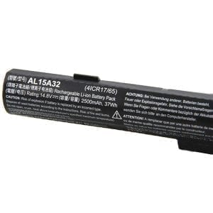 Battery AL15A32 for ACER Aspire E5-573G E5-473G Series