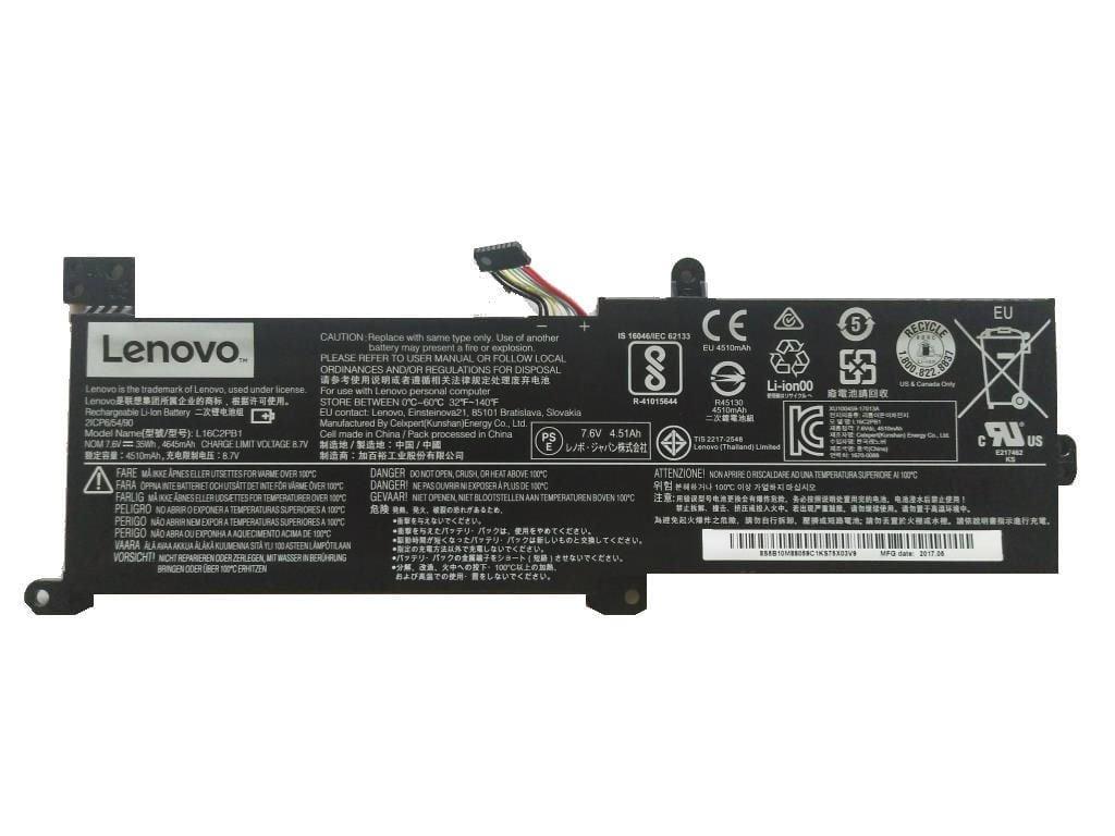 Lenovo Laptop Battery Lap Gadgets Batre Leptop Ideapad Z470