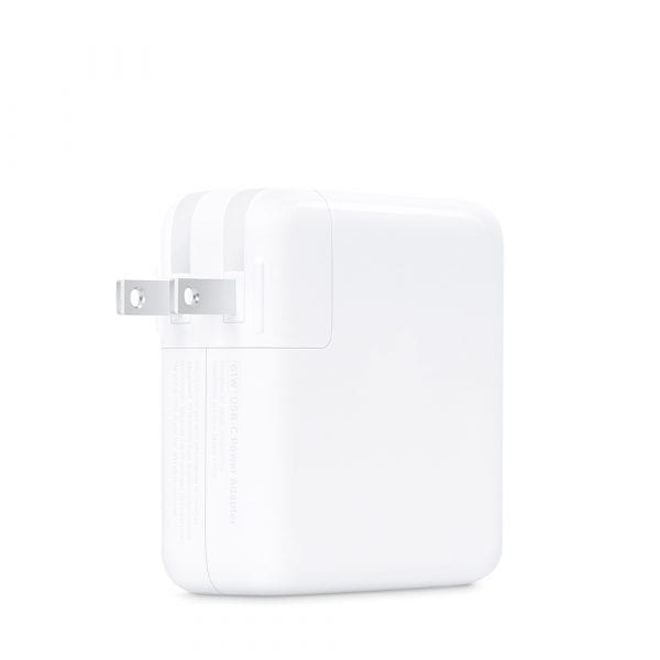 apple 61w usb c type adapter