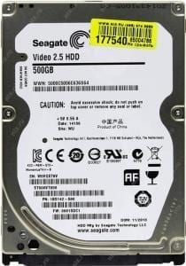 seagate 500 gb hdd laptop
