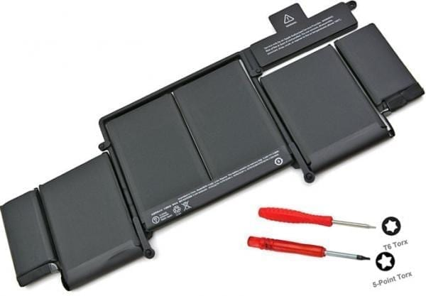 Laptop Battery for MacBook Pro 13″ Retina A1493 1502 (Only for Late 2013, Mid 2014 Version),fit ME864LL/A ME866LL/A 020-8148