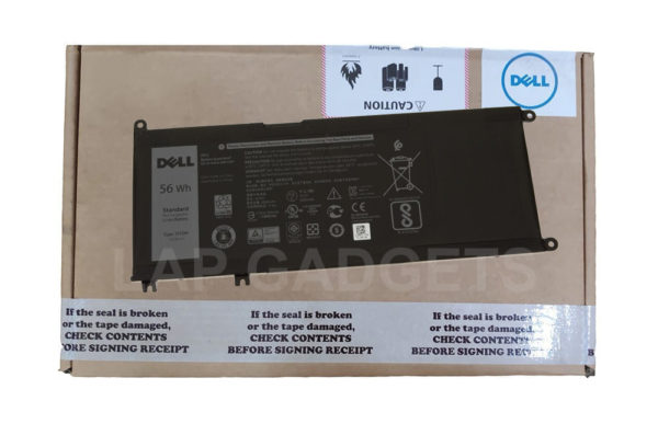 Dell 33ydh Battery For Inspiron 15 7577 7588 7778 Insprion 17 7779 7779 56wh 4 Cell Laptop Battery