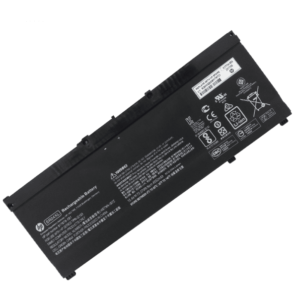 SR04XL Laptop Battery for HP 917678-1B1 917678-2B1 917724-855 HSTNN-DB7W HSTNN-IB7Z TPN-Q193 Omen 15-ce000 Pavilion Power 15-cb000 15-cb500