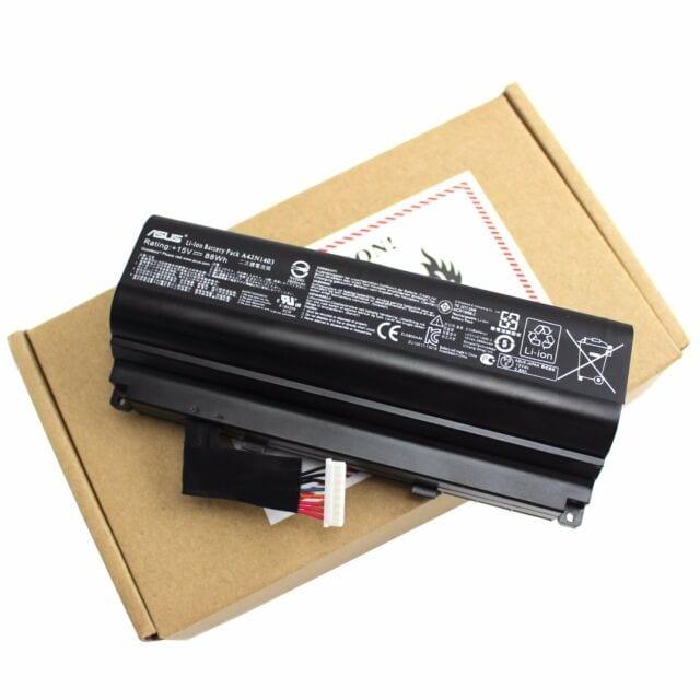 "15V 88Wh Li-ion Battery a42n1403 for ASUS ROG G751J-BHI7T25 A42LM93 4ICR19/66-2 GFX71JY 17.3"" GFX71JY4710 G751 G751J Laptop Computer Batteries"