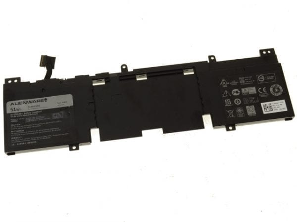 Dell Alienware battery for 13 R1 R2 13 Alienware Alienware ECHO 13 Alienware QHD 3V806 N1WM4 62N2T