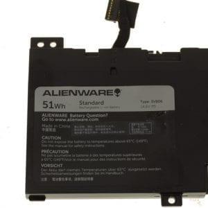 Dell Alienware battery for 13 R1 R2 13 Alienware Alienware ECHO 13 Alienware QHD 3V806 N1WM4 62N2T