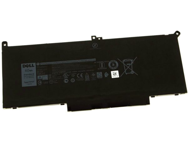 F3YGT Laptop Battery for Dell Latitude 12 7000 7280 7290 13 7380 7390 P29S002 Latitude 14 7480 7490