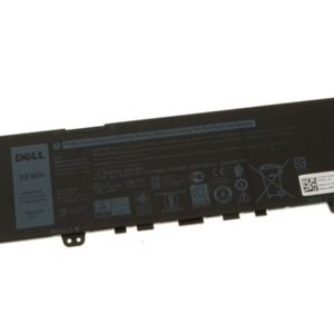 F62G0 Dell OEM Original battery for Inspiron 13 7370 7373 7386 5370 Vostro 5370 38Wh