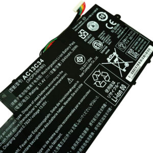 Acer AC13C34, 31CP56080, 3UF426080-1-T1000 Battery For Aspire ES1-111-C827, V5-122P, ES1