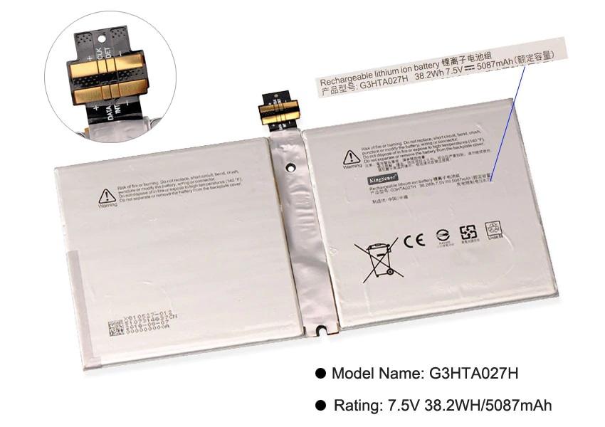 G3HTA027H-DYNR01-Laptop-Battery-For-Microsoft-Surface-Pro-4-1724-12-3-Tablet-7-5V