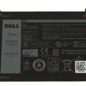 Original Dell 07VkV9, 9TV5X Battery for Dell XPS 12-9250 series Latitude 12-2