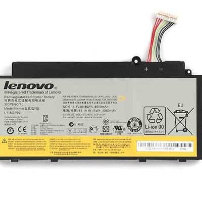 Compatible L11M3P02 / L11L6P01 Laptop Battery for Lenovo Ideapad U510/ U31 Series