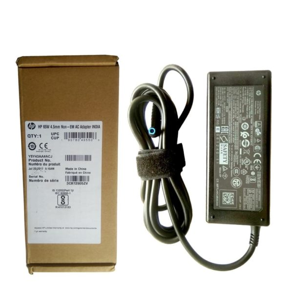 Hp 65w Adapter Original Charger