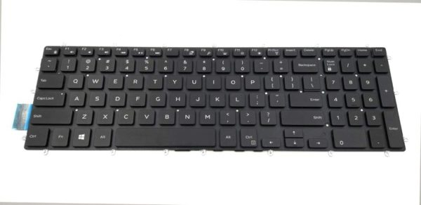 Keyboard For Dell Inspiron 5570 5575 5765 5767 5770 5775 7566 7567 Series Laptop