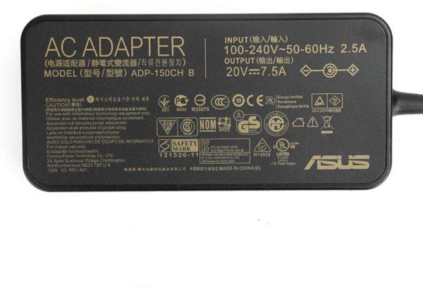 20v 7.5a 6.03.7mm Charger Ac Adapter Adp 150ch B A18 150p1a F