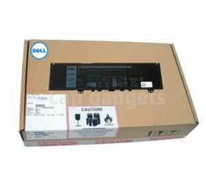 Dell Inspiron 13 (7370) P83G P83G001 11.4V 38Wh 3-Cell Original Laptop Battery