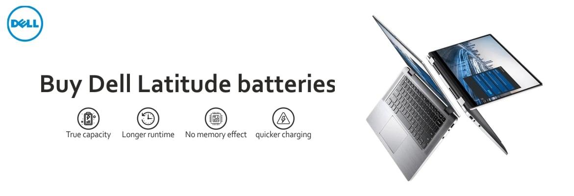 Dell Latitude Batteries