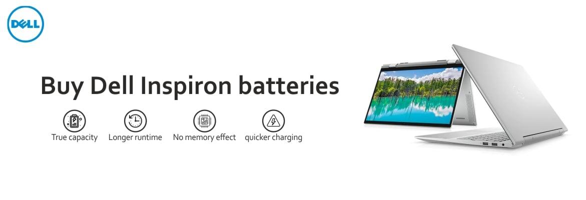 Dell Inspiron Batteries