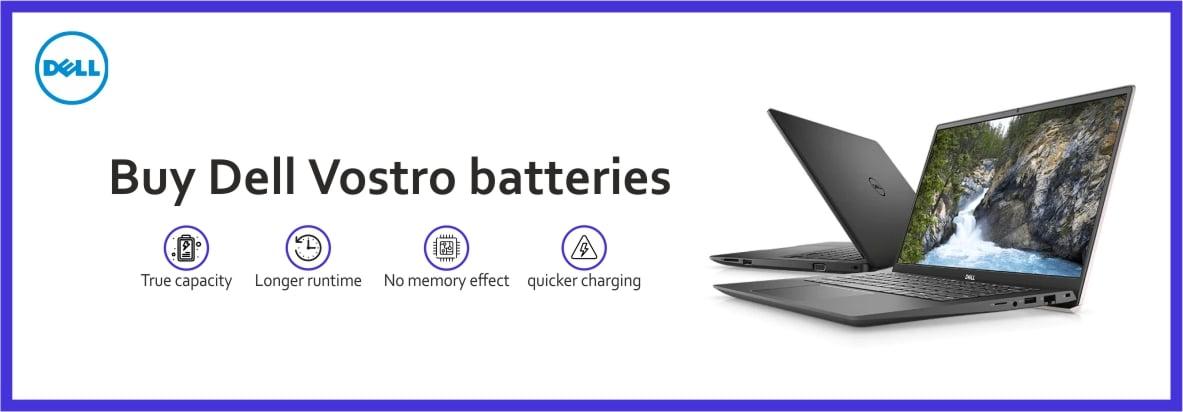 Original Dell Vostro Battery