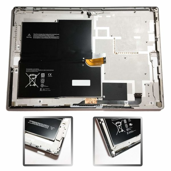 5380mah Replacement Battery For Microsoft Surface Pro 3 1631 1577 9700 Tablet, G3hta005h G3hta009h Ms011301 Plp22t02