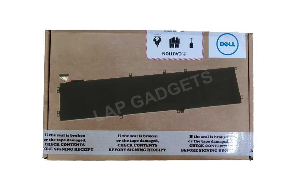 6gtpy Battery Fro Dell Xps 15 9560 9570 Cell 97wh Battery