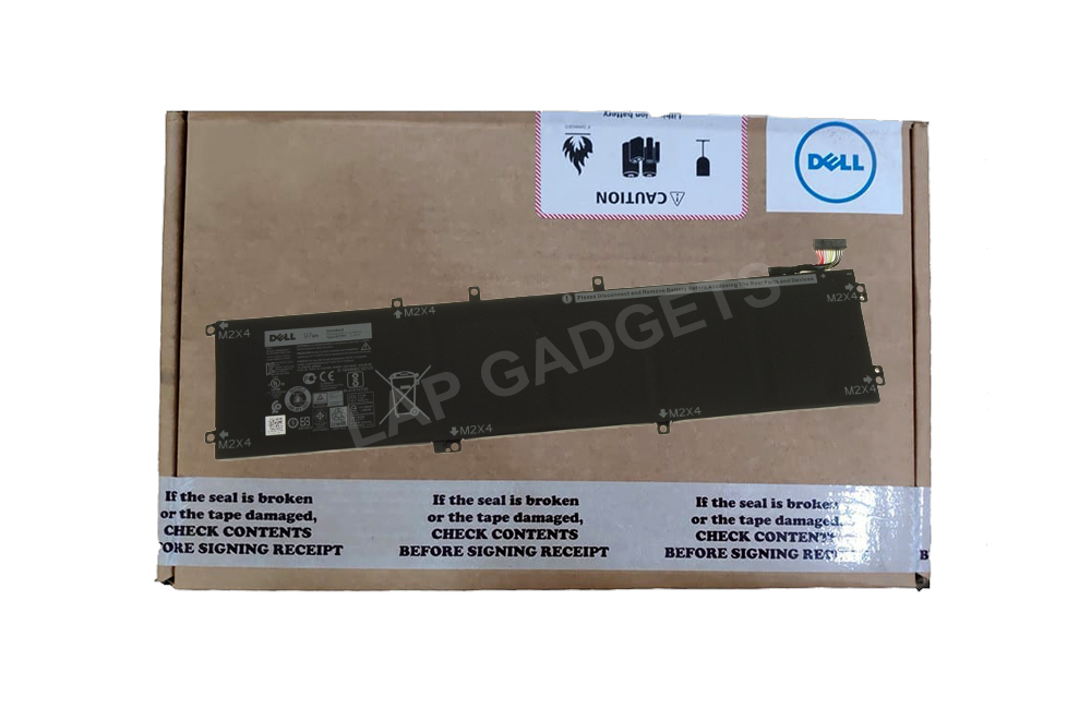 Dell Xps 15 (9560) P56f001 97wh 11.4v 6 Cell Li Ion Original Laptop Battery 6gtpy