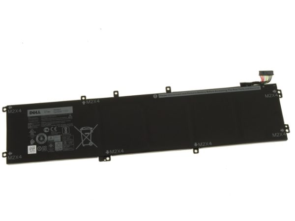 Dell Oem Original Xps 15 9560 9570 6 Cell 97wh Extended Battery 6gtpy