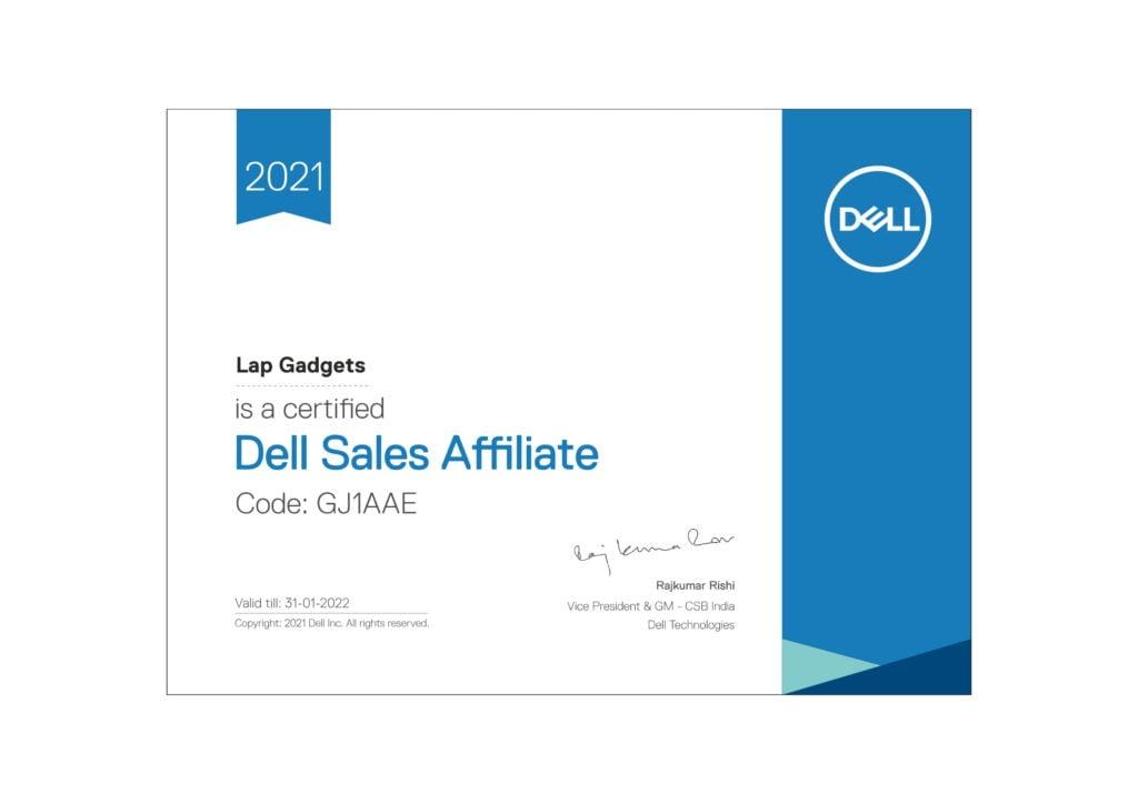 Lap Gadgets-Dell-authorised-partner